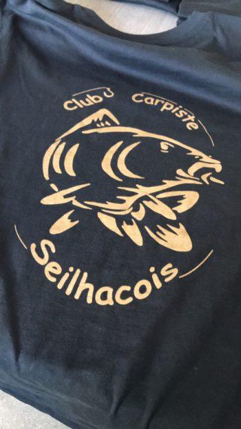 Sérigraphie Doré sur short, tee-shirt,sweat-shirt,Bas de survêtement
